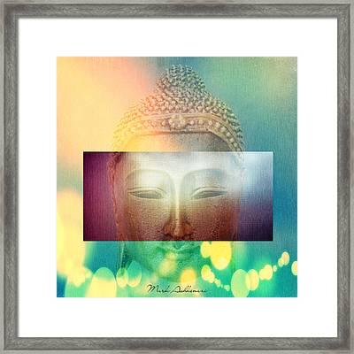Buddha Framed Print by Mark Ashkenazi