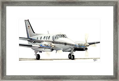 C90 Framed Print by Lyle Brown