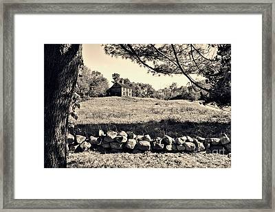 Captain William Smith House Framed Print by Nigel Fletcher-Jones