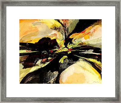 Cataclysm  Framed Print by Edward Farber