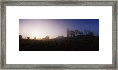 Clonmacnoise Monastery, County Offaly Framed Print by The Irish Image Collection