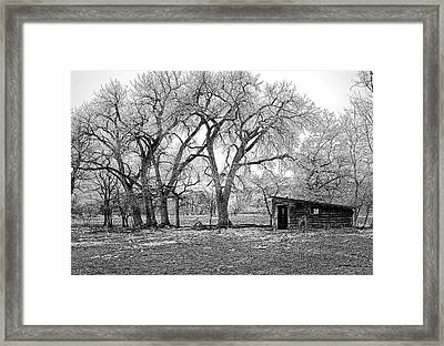 Days Past Framed Print by James Steele