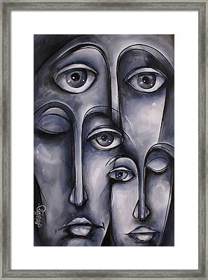 Dreamers Framed Print by Michael Lang