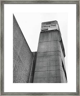Evening Post Framed Print by Philip Openshaw