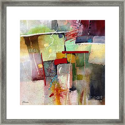 Florid Dream Framed Print by Hailey E Herrera