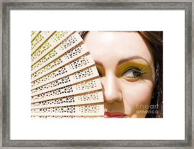 Fun In The Sun Framed Print by Jorgo Photography - Wall Art Gallery