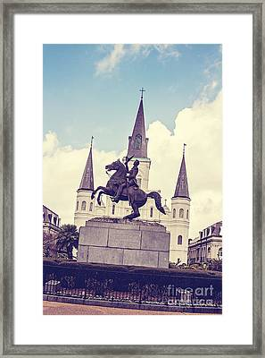 General Jackson Framed Print by Scott Pellegrin
