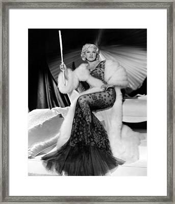 Go West, Young Man, Mae West, 1936 Framed Print by Everett