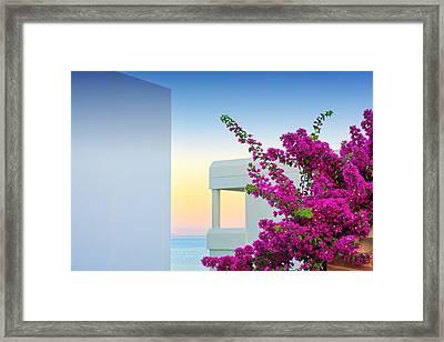 Greece 3  Framed Print by Emmanuel Panagiotakis