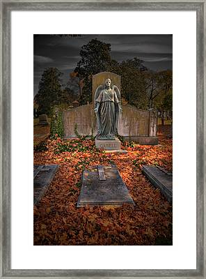 Heaven's Gate Framed Print by Williams-Cairns Photography LLC