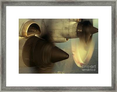 Intake No.2 Framed Print by Sean Cupp