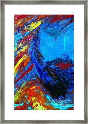 Ishi Framed Print by Deborah Montana
