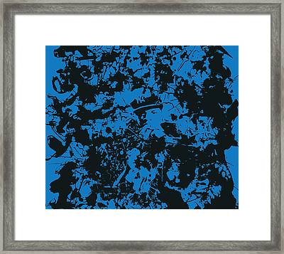 Jay Z  Framed Print by Brian Reaves