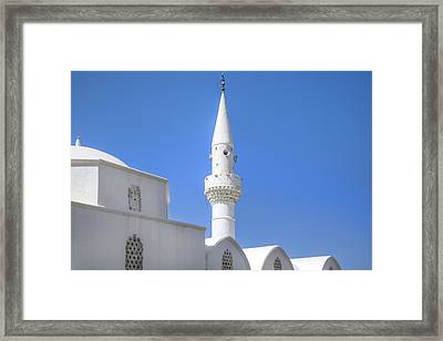Kalkan - Turkey Framed Print by Joana Kruse