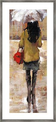 Kerry Framed Print by Matthew Myles