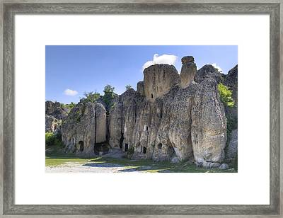 Kilistra - Turkey Framed Print by Joana Kruse