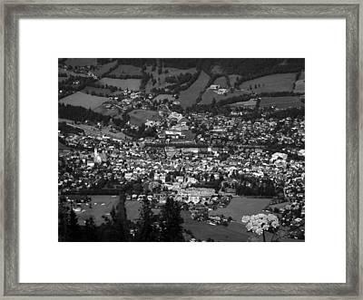 Kitzbuehel Framed Print by Juergen Weiss