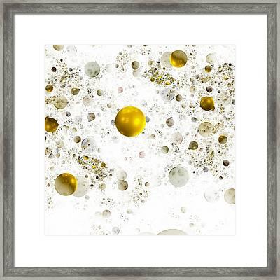 Lightness Framed Print by Stefan Kuhn