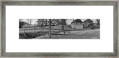 Mccormick's Farm Framed Print by Kathy Jennings