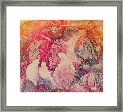 Moonsong Framed Print by Elizabeth Carr