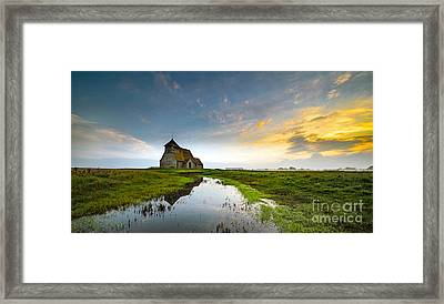 Morning Framed Print by Svetlana Sewell