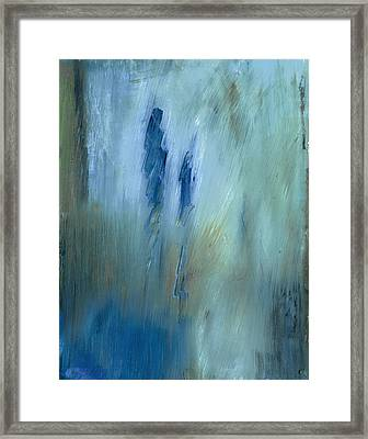 Mother And Child Framed Print by Ethel Vrana