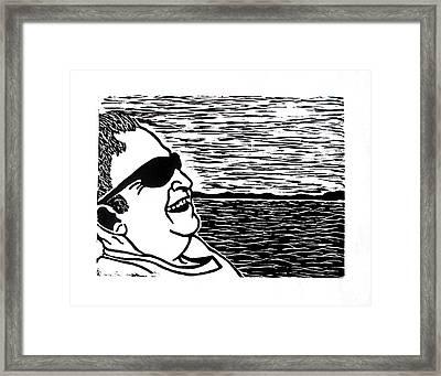 My Grandfather Framed Print by Tara Bennett