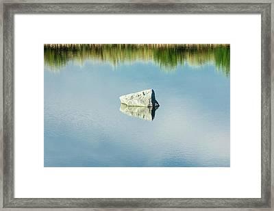 Oasis Framed Print by Todd Klassy