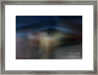 Omnipresence Framed Print by Eva Maria Nova