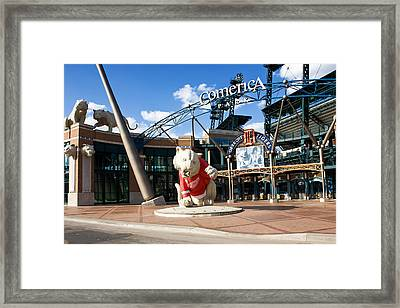One To Go Framed Print by James Marvin Phelps
