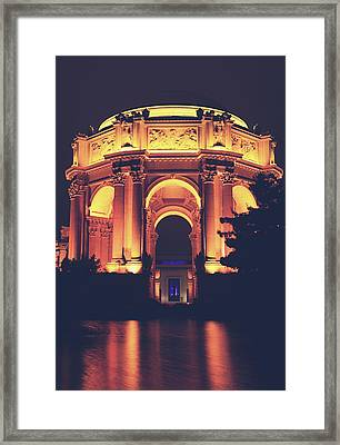 Palace Framed Print by Laurie Search