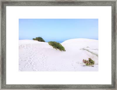 Patara Beach - Turkey Framed Print by Joana Kruse