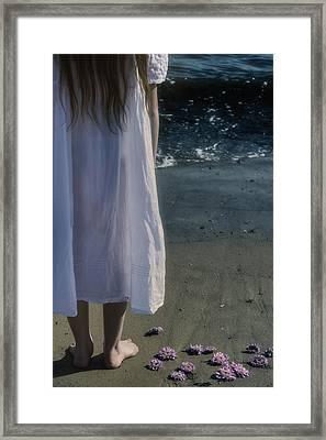 Pink Blossoms Framed Print by Joana Kruse