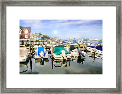 Remember Framed Print by Diana Angstadt