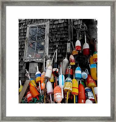 Rockport Framed Print by Craig Incardone
