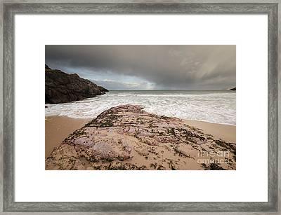 Sango Sands Framed Print by Stephen Smith