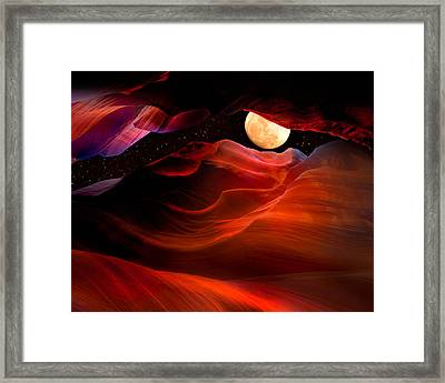 Tranquility Framed Print by Mikes Nature