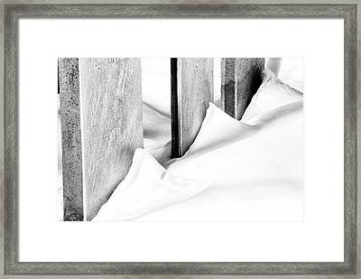 Stone Cold Framed Print by Paul W Faust - Impressions of Light