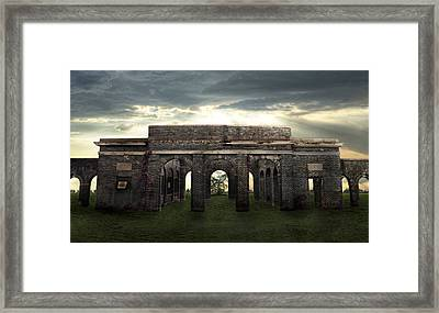 Surreality 2 Framed Print by Kyle McFadden