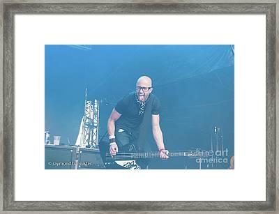 Terrorvision Framed Print by Raymond Bannister