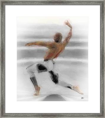 The Afternoon Of A Faun Framed Print by Quim Abella