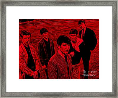 The Animals Collection Framed Print by Marvin Blaine