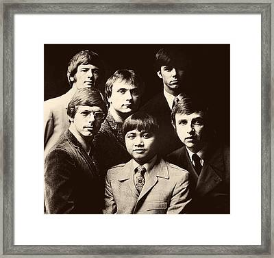 The Association 1968 Framed Print by Mountain Dreams