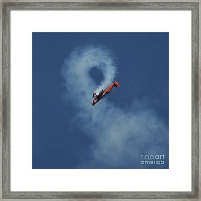 The Blades Framed Print by Stephen Smith
