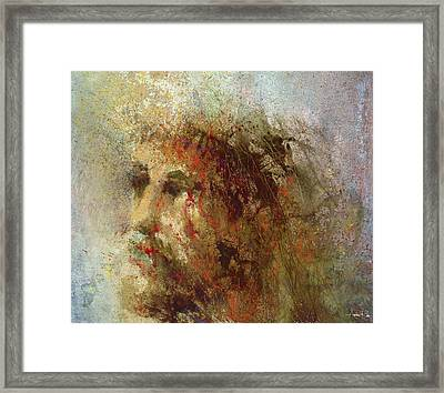 The Lamb Framed Print by Andrew King