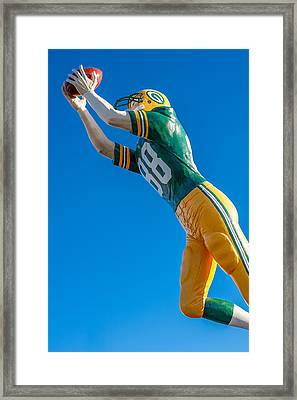 The Receiver  Framed Print by Todd Klassy