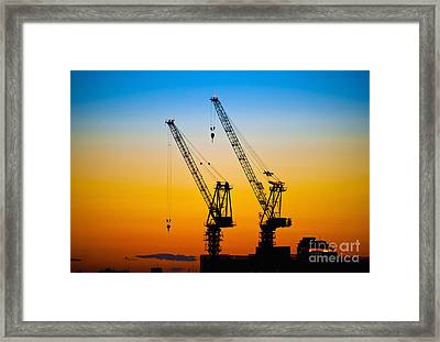 Tokyo Framed Print by Bill Brennan - Printscapes