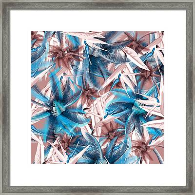 Tropical  Framed Print by Mark Ashkenazi