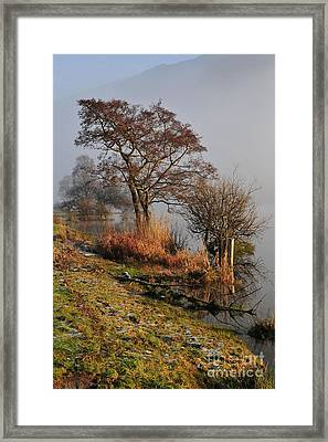 Ullswater Framed Print by Stephen Smith
