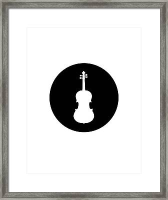 Viola Framed Print by Mordax Furittus